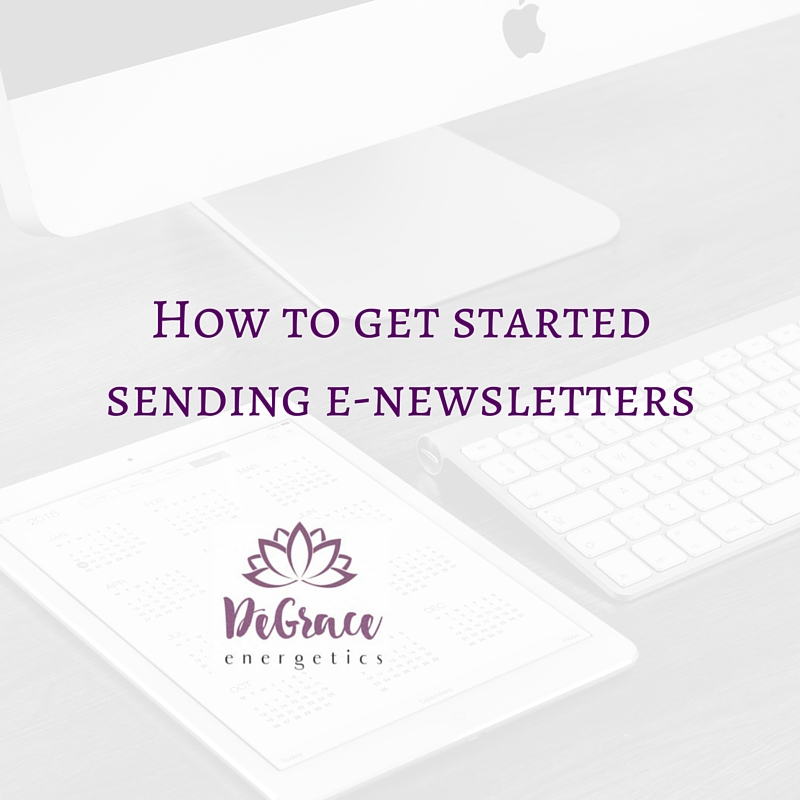 Getting Started with Newsletters