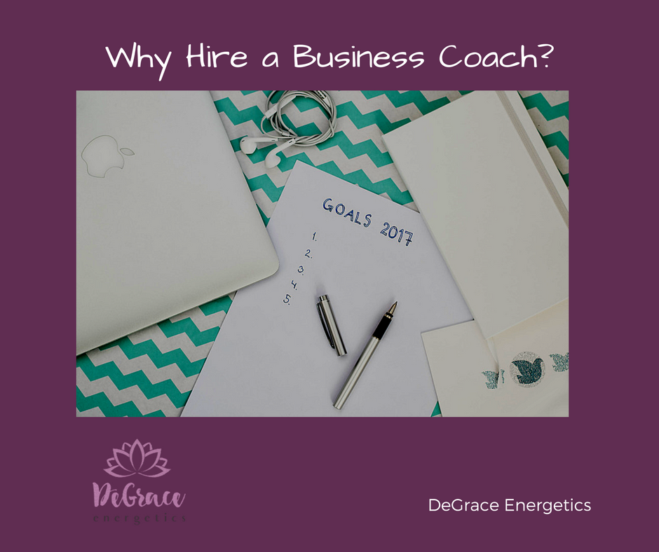 DeGrace Energetics Business Coaching