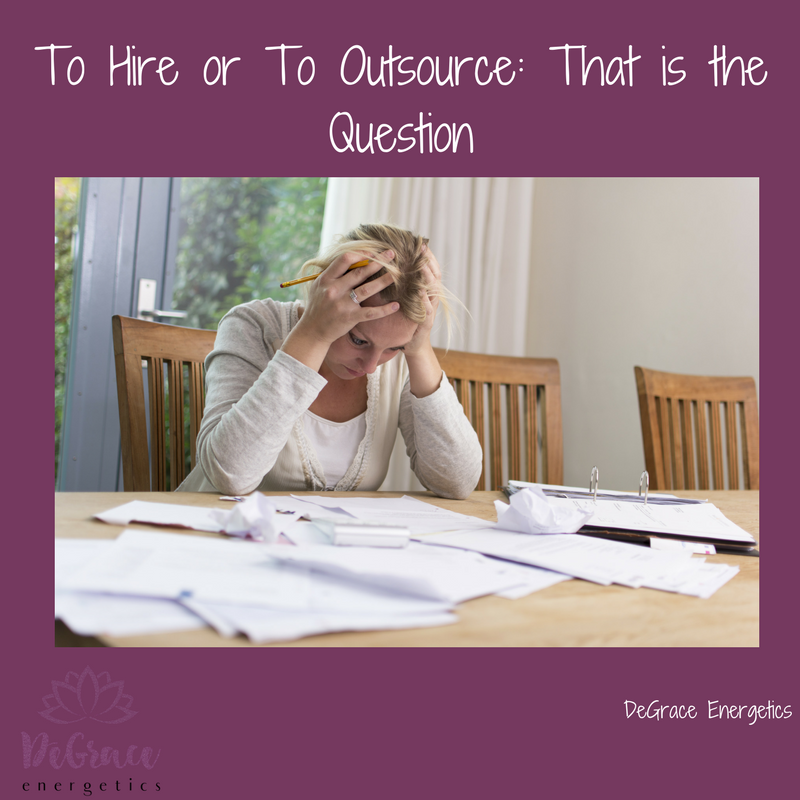 To Hire or To Outsource: That is the Question