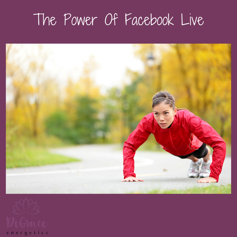 The Power of Facebook Live